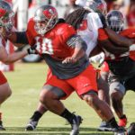 Vita Vea Throws Linemen Like Rag-dolls