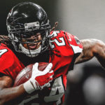 Falcons RB Devonta Freeman's Status in Jeopardy for Sunday.