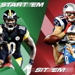 NFL: Fantasy Football Week Seven Start Em n Sit Em