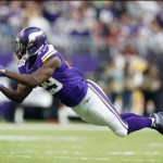 Report: Vikings Willing To Trade Rhodes?
