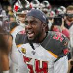 Buccaneers: Extending David a priority