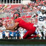 Buccaneers 2nd year WR Justin Watson full of surprises