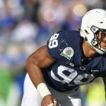 Draft Profile: Yetur Gross-Matos, DE, Penn State