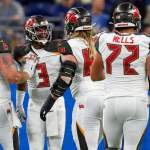 Tampa Bay Season Review: Offensive Line