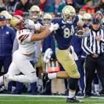 Draft Profile: Cole Kmet, TE, Notre Dame