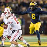 Draft Profile: Josh Uche, EDGE, Michigan