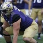 Draft Profile: Trey Adams OT, Washington