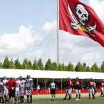 Excitement Builds As Buccaneers Report For Camp