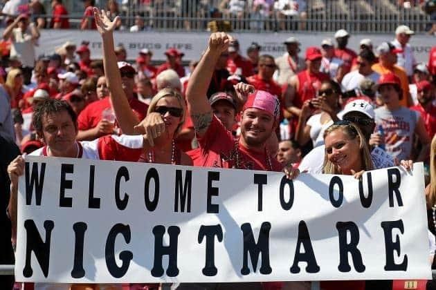 Bucs Fans/Mike Ehrmann/Getty Images/