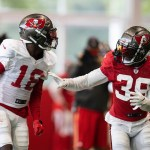Another Setback for Buccaneers Fifth-Round Receiver