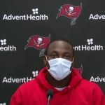New Buccaneer LeSean McCoy Speaks To The Media