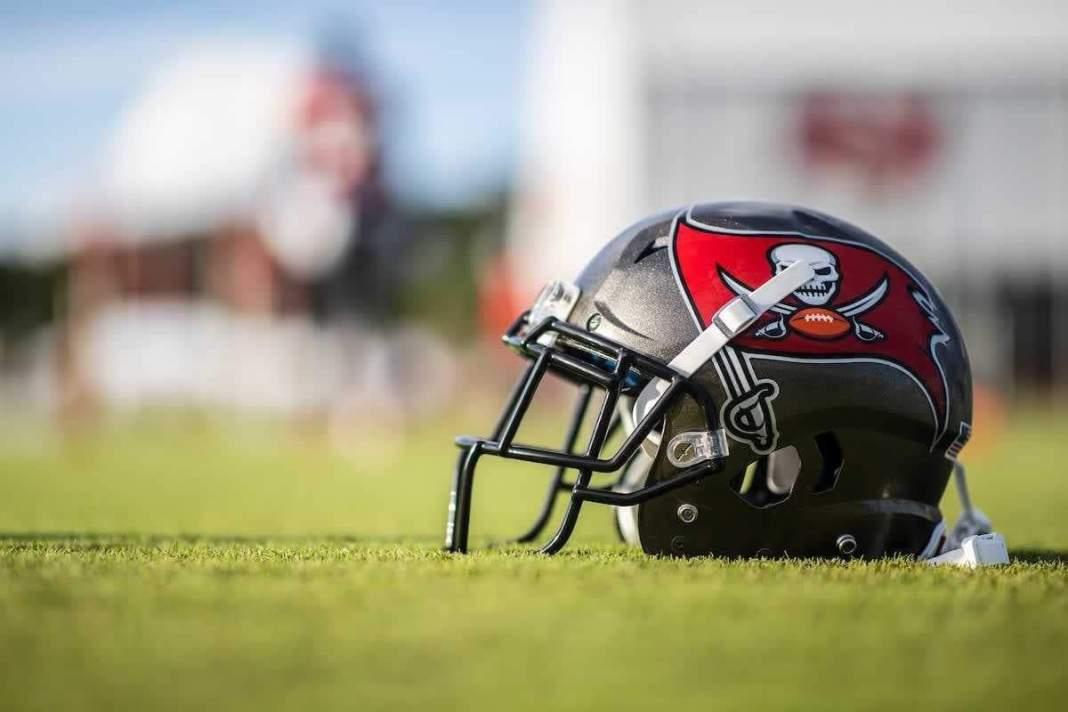 Bucs Helmet/via buccaneers.com