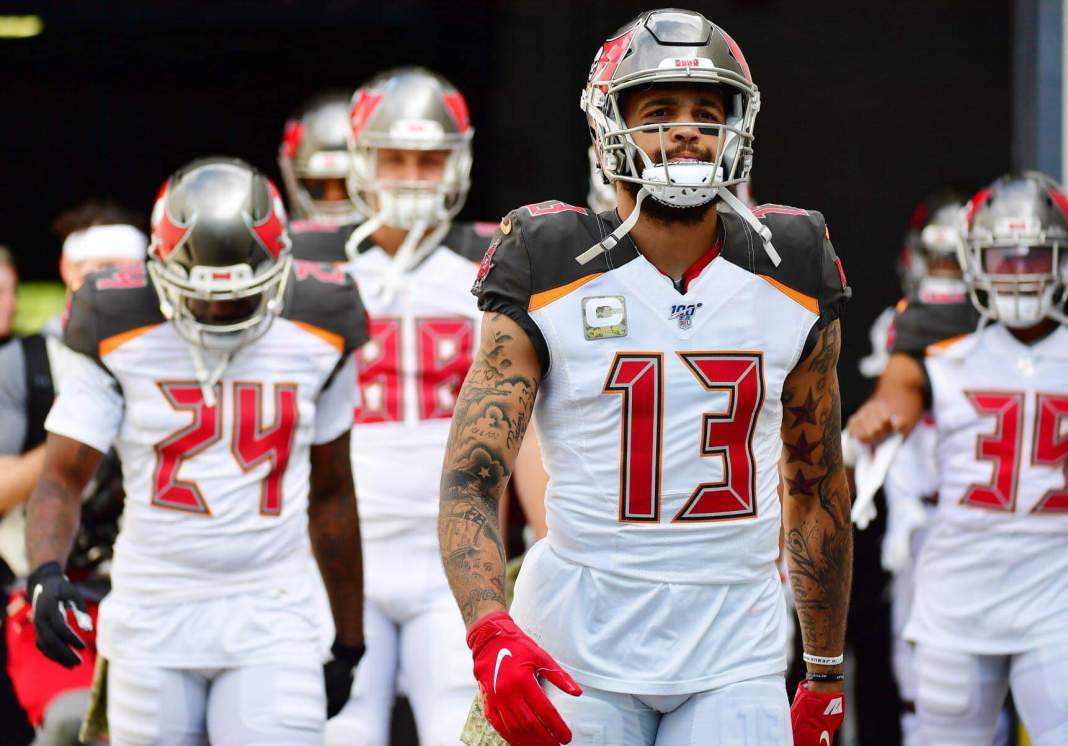 Mike Evans/Getty Images