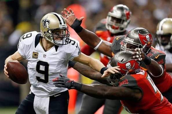 Buccaneers vs. Saints/Wesley Hitt/Getty Images