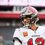 Buccaneers Brady Wins NFC Weekly Honor