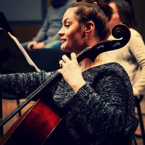 Gabriela PETRE | Violoncel | 24 sept