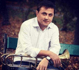 Vlad BOJOGA | Trombon | 25 Sept & 29 Oct