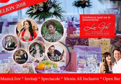 Revelion traditional la Restaurant La Gil