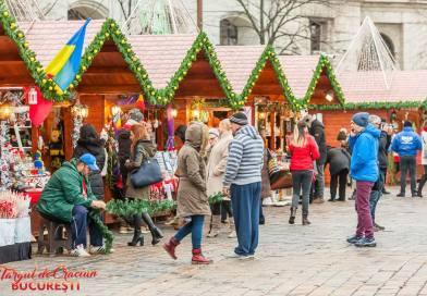 Târgul de Crăciun București – concertele de pe 15 și 16 decembrie reprogramate