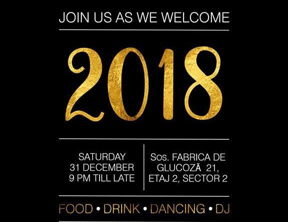 Revelion 2018 la The Library Restaurant & Bar