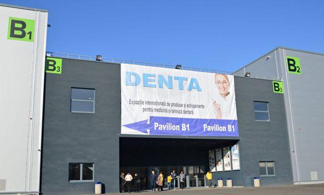 DENTA II 2019 – Expoziția internațională de produse și echipamente pentru medicină și tehnică dentară