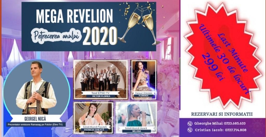 Revelion 2020 la Simposio Events - Last minute