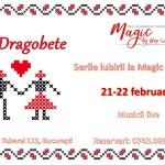 Serile iubirii la Magic Bistro