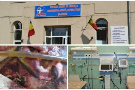 Medicul care a filmat pacientul MANCAT DE VIERMI in Bucuresti: Am ajuns la DISPERARE! Am colegi care VOR SA MA LINSEZE!