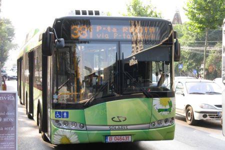 Gabriela Firea anunta, din nou, licitatia pentru achizitionarea a sute de autobuze pentru RATB!