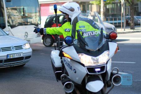 Restrictii majore de trafic weekend-ul acesta in Bucuresti! Vezi rutele ocolitoare!