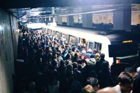 Zi ISTORICA pentru metroul bucurestean! Numar record de calatori!
