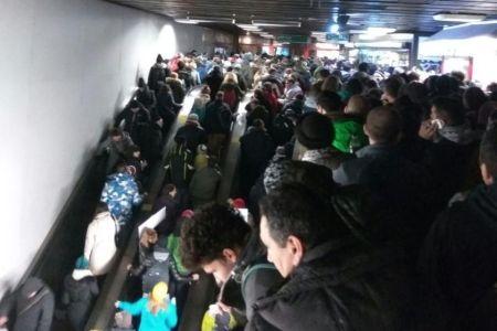 Metrorex anunta ca iarna aceasta nu-i va prinde nepregatiti si ca va suplimenta garniturile
