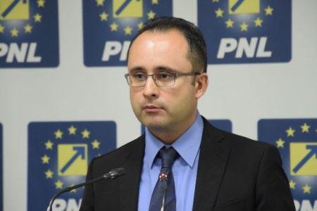 Alegeri in PNL Bucuresti: Cristian Busoi este singurul candidat la presedintitie!