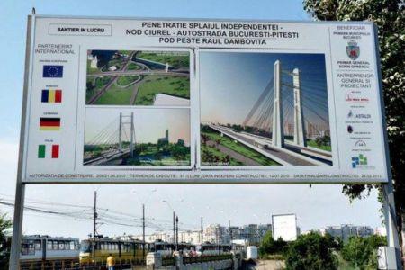 Primaria Capitalei taie aproape 20 de milioane de la constructia Pasajului Ciurel si aloca banii pentru statui!