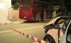 GRAV accident langa Bucuresti! Pericol de explozie!