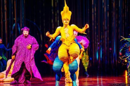 Inceputul lunii mai aduce 7 spectacole marca Cirque du Soleil la Bucuresti! Vezi cat costa biletele!