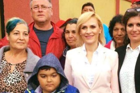 Gabriela Firea nu mai convinge la vot nici pe locuitorii din Jilava! PSD a pierdut rusinos!