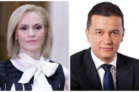 Petitie online: Vrem ca doamna Gabriela Firea să fie desemnata Prim-Ministru!
