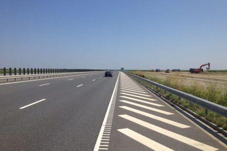La patru ani dupa inaugurare, vom avea parcari si benzinarii pe autostrada Bucuresti-Ploiesti