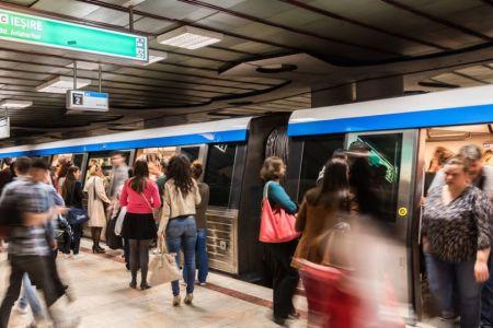 Statia de metrou Aurel Vlaicu inchisa incepand de astazi!