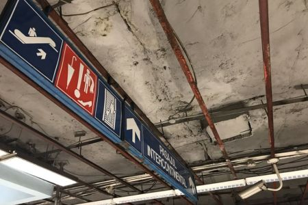 Ce explicatii da Metrorex pentru starea foarte proasta a statiilor de metrou din centru?!
