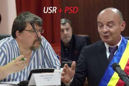 USR a salvat destul Bucurestiul de PSD. La Sectorul 2 consilierii USR fac jocurile cu Mugurel Toader! Consilierii USR spun ca nu vor vota proiecte pe ordinea de zi suplimentara, indiferent de initiator!