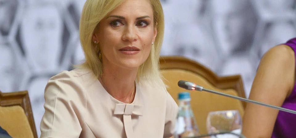 Gabriela Firea, dupa ce si-a pus oamenii pe unde a putut: Nu am schimbat niciun manager pe criteriu politic!