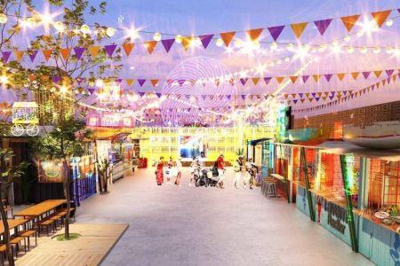 Se deschide primul Street Food Park permanent din Bucuresti