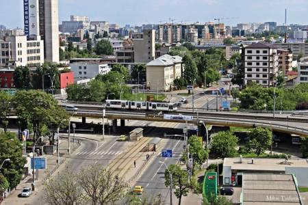 Trafic ingreunat: Podul grant se descompune, dar noi n-avem bani de investitii!