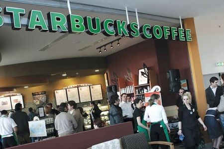 Starbucks deschide o noua cafenea in centrul vechi, pe Lipscani