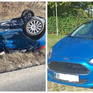 "FOTO-VIDEO Masina distrusa complet intr-un accident, vanduta in Bucuresti ""ca noua""!"