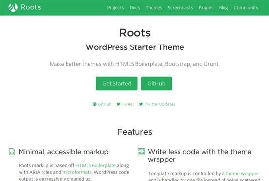 blank html5 wordpress themes de inceput bucur blog. Black Bedroom Furniture Sets. Home Design Ideas