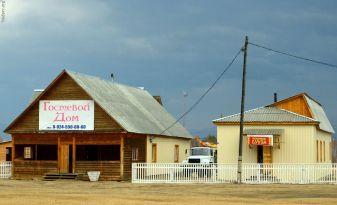 Гостевой дом возле Баргузинского дацана