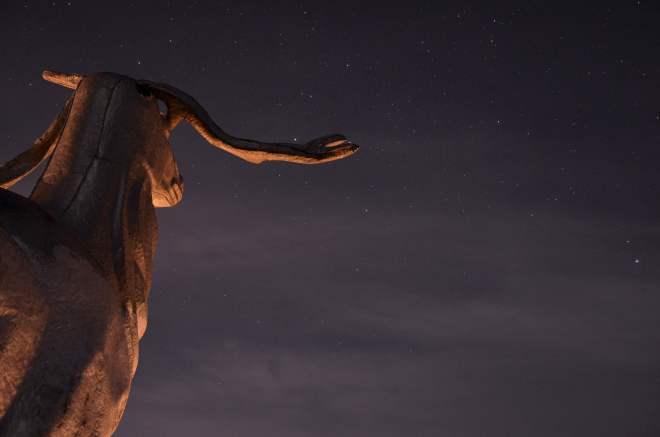 Скульптурная композиция «Олени»